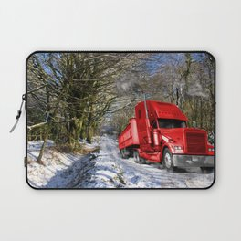 Holidays are coming  Laptop Sleeve