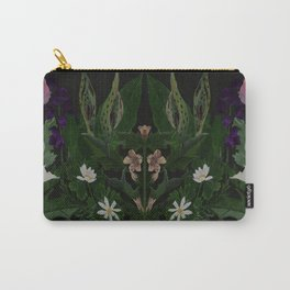 The Poison Garden - Datura Carry-All Pouch