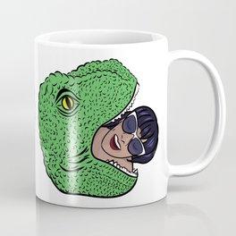 Dinosourprise Coffee Mug