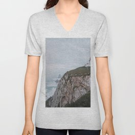 Cabo da Roca Unisex V-Neck