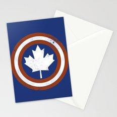 Captain Canada Stationery Cards