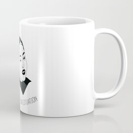 I Don't Want Your Situation BLK Coffee Mug