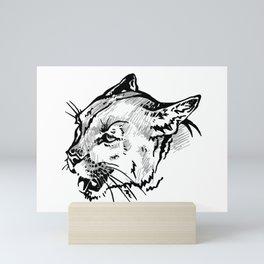 Puma I Mini Art Print