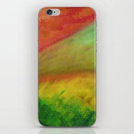 Bright Hills iPhone Skin