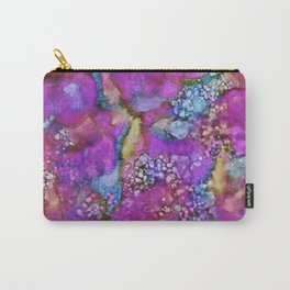 In The Beginning, Fuchsia Carry-All Pouch