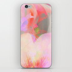 Flowers In The round iPhone & iPod Skin