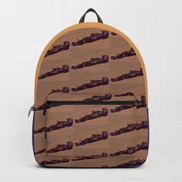 Formula one racer Backpack