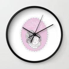 Sweet Baby Jane Wall Clock