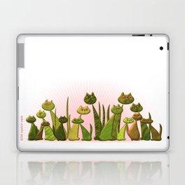 Vector Cats 2016 edition v5 Laptop & iPad Skin