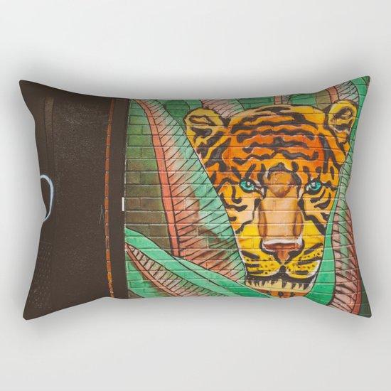 Brooklyn Jungle Rectangular Pillow