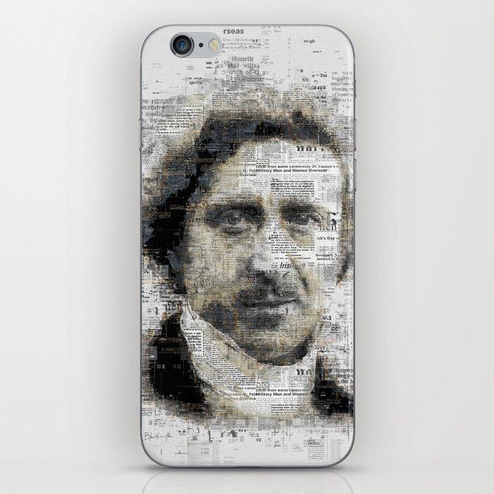 Gene Wilder iPhone Skin