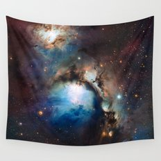 Reflection Nebula in Orion Wall Tapestry