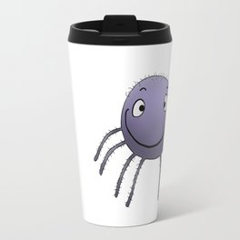 Spider Smile Travel Mug
