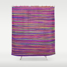 Ocean Colours Shower Curtain