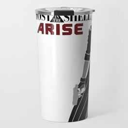 Ghost in the Shell Arise Travel Mug