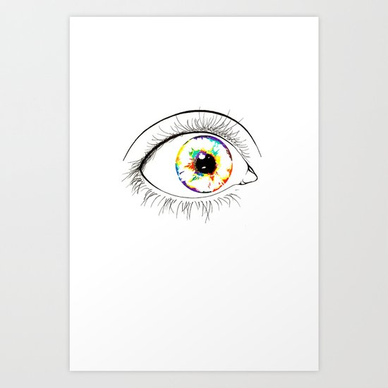 Surprise   Art Print