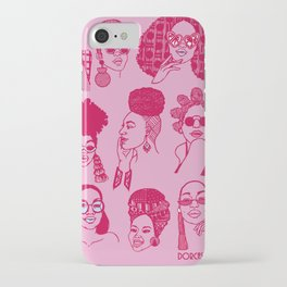 Babes of Summer iPhone Case