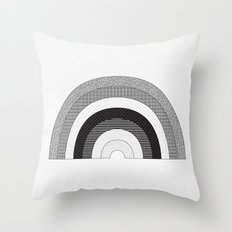 rainbow.gif Throw Pillow