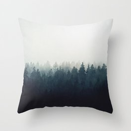 A Wilderness Somewhere Throw Pillow