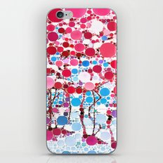 :: Flamingo Hookah :: iPhone & iPod Skin