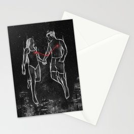 Running away to heaven. Stationery Cards