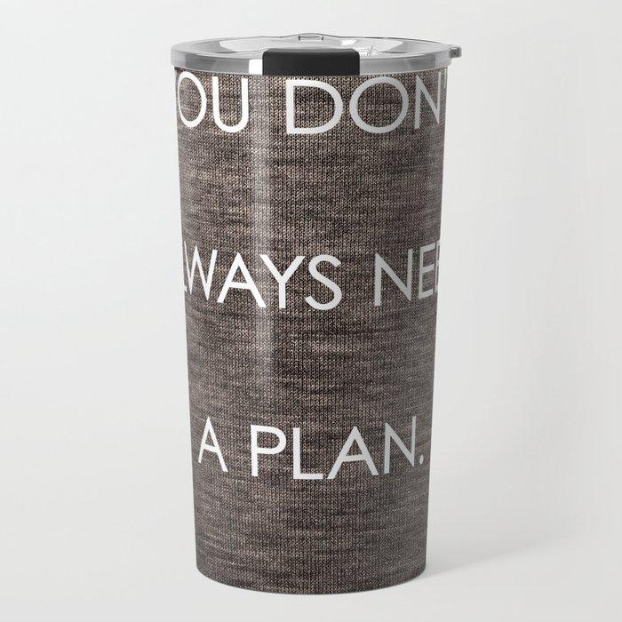 Plan Travel Mug