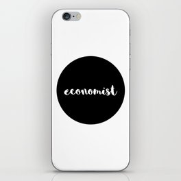 economist iPhone Skin
