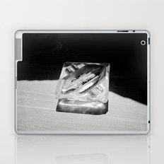 2 Cigarettes In An Ashtray Laptop & iPad Skin