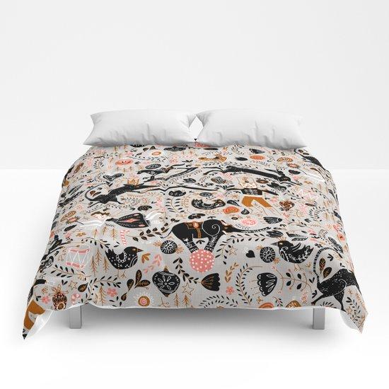 The Nutcracker Comforters