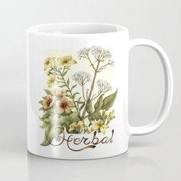 Herbal Coffee Mug