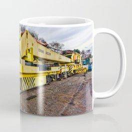 Railway crane Coffee Mug