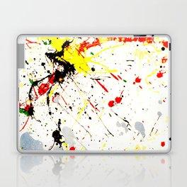 Paint Splatter Laptop & iPad Skin