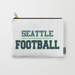 Football In The Sea Carry-All Pouch