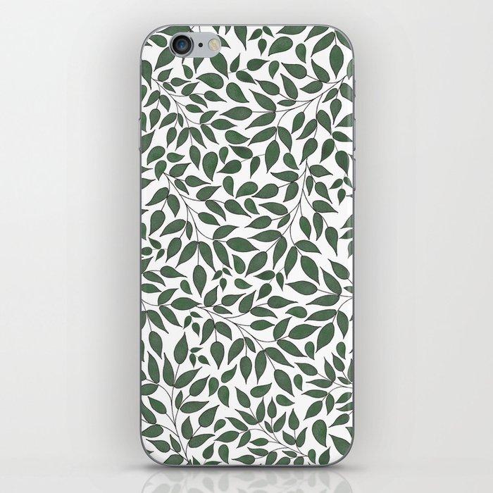 Foliage. iPhone Skin