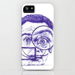 Salvador Dali iPhone Case