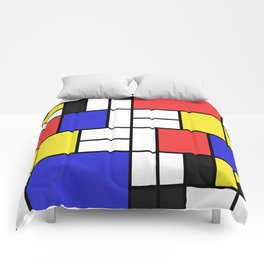 Mondrian Comforters