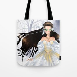 [Labyrinth] Winter Winds - Sarah Tote Bag