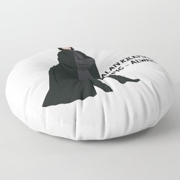 Alan Rickman Floor Pillow
