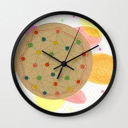 Risograph Desire Wall Clock