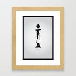 i. Framed Art Print