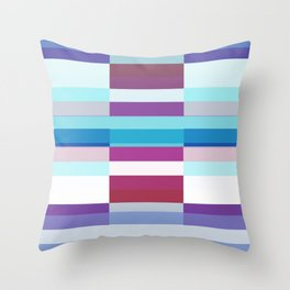 Don't Put Me In A Box, Wait those boxes look good together Throw Pillow