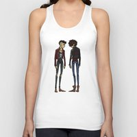 cargline Tank Tops featuring punk zayn and harry by cargline