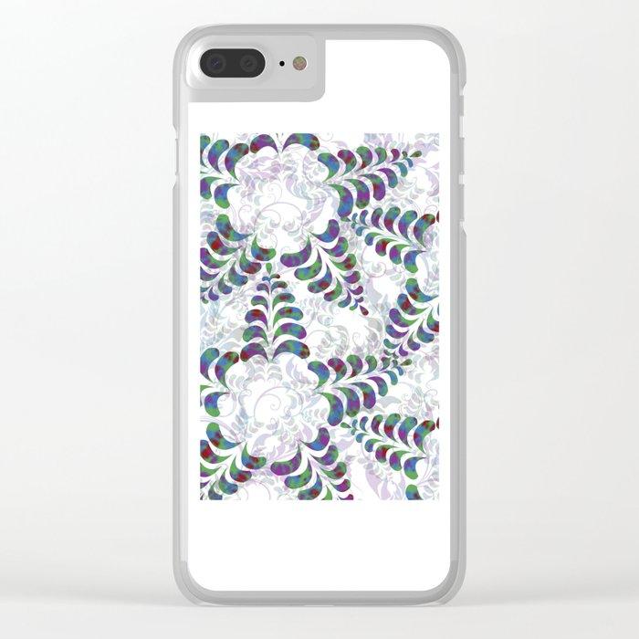 tas5 Clear iPhone Case