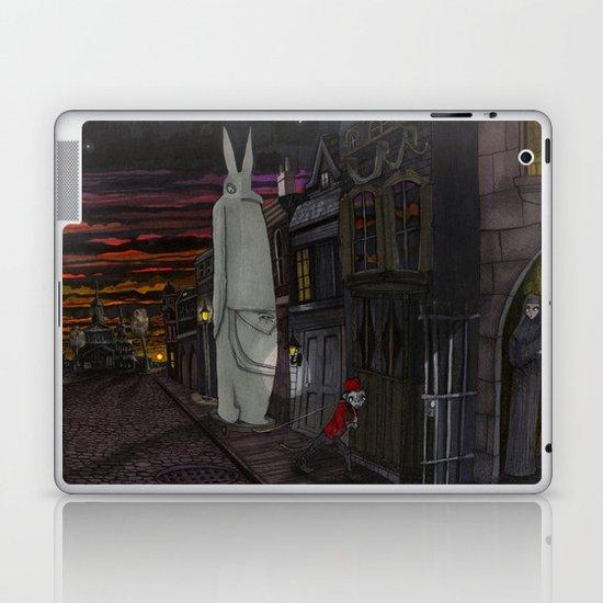 Schlepping Towards Bethlehem Laptop & iPad Skin