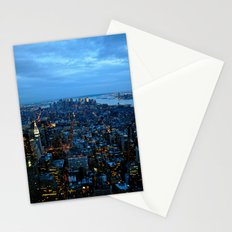 The City That Never Sleeps - NYC Stationery Cards