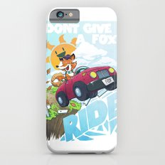 Don´t give a fox Slim Case iPhone 6s
