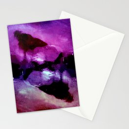 Abstract Terror II Stationery Cards