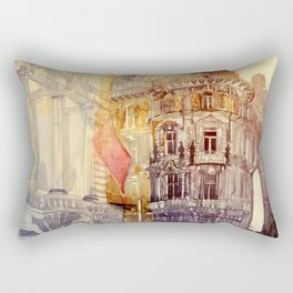 Wien Rectangular Pillow