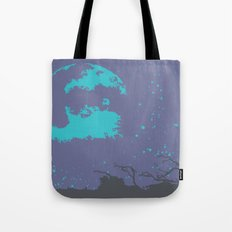 The Werewolf of Saddle Creek Tote Bag