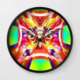 *Confusia Say This Be Very Cionfusing* Wall Clock